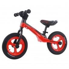 Детский беговел BALANCE TILLY Magnet T-212522 Red 12 дюймов (надувные колеса)