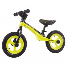 Детский беговел BALANCE TILLY Magnet T-212522 Yellow 12 дюймов (надувные колеса)