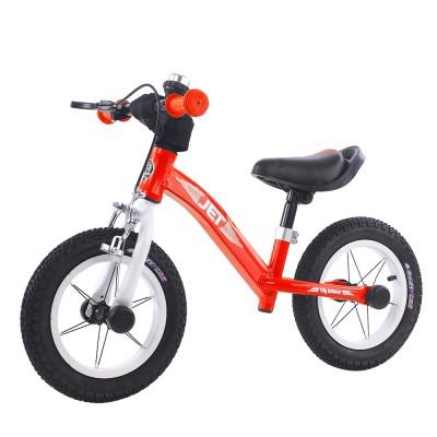 Детский беговел BALANCE TILLY Jet T-212523 Red 12 дюймов (надувные колеса)