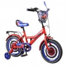 Детский двухколесный велосипед Tilly Vroom T-214212 14 дюймов