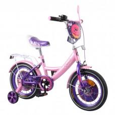 Детский двухколесный велосипед Tilly Donut T-214214 14 дюймов