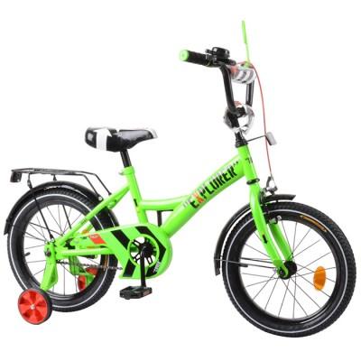 Детский двухколесный велосипед Tilly EXPLORER T-216112 16 дюймов