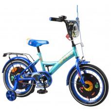 Детский двухколесный велосипед Tilly Apollo T-216215 16 дюймов