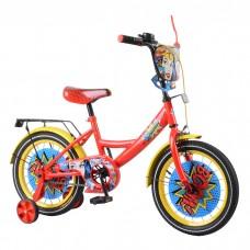 Детский двухколесный велосипед Tilly Wonder T-216219 16 дюймов