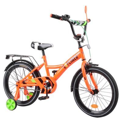 Детский двухколесный велосипед EXPLORER T-218110 18 дюймов