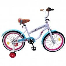 Детский двухколесный велосипед TILLY CRUISER T-21834 18 дюймов
