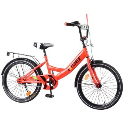 Детский двухколесный велосипед EXPLORER T-220110 20 дюймов