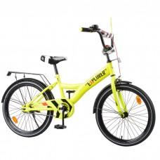 Детский двухколесный велосипед EXPLORER T-220112 20 дюймов