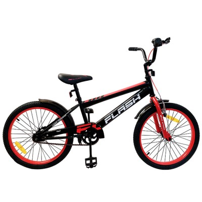 Детский двухколесный велосипед TILLY FLASH T-22046 20 дюймов