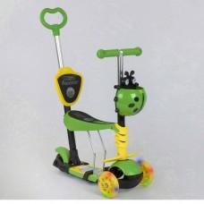 Детский трехколесный самокат 5в1 Best Scooter 28465