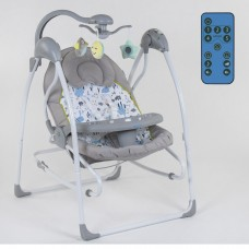 Детская колыбель-качели 3 в 1 CX-30350
