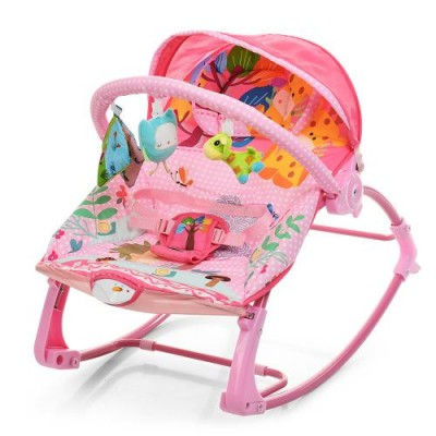 Детский шезлонг-качалка PK 306-8