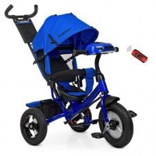 Детский трехколесный велосипед Turbo Trike M 3115HA-14 ИНДИГО