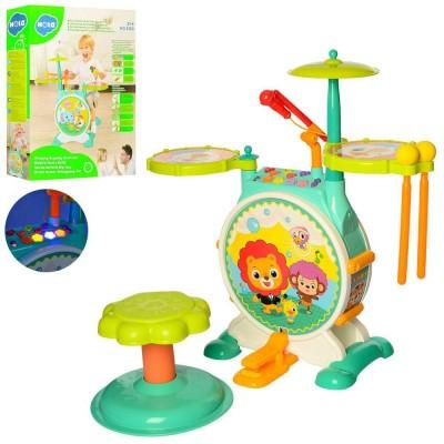 Детская барабанная установка 3130
