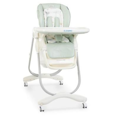 Детский стульчик для кормления Dolce M 3236 Aqua
