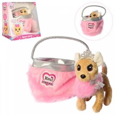 Собачка в сумочке M 3481 Кики