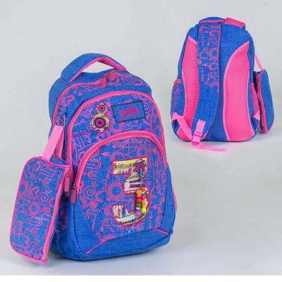 Детский рюкзак № 36320 с пеналом
