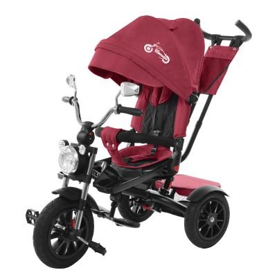 Детский трехколесный велосипед TILLY TORNADO T-383 Красный