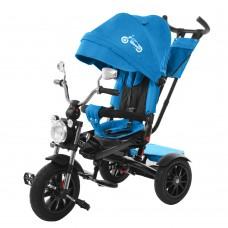 Детский трехколесный велосипед TILLY TORNADO T-383 Синий