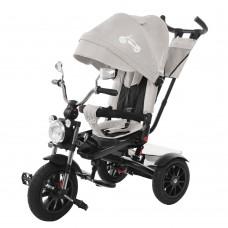 Детский трехколесный велосипед TILLY TORNADO T-383 Серый