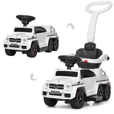 Детский электромобиль толокар 2в1 M 3853EL-1 с MP3