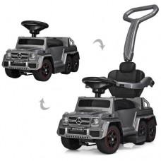 Детский электромобиль толокар 2в1 M 3853EL-11 с MP3