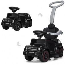 Детский электромобиль толокар 2в1 M 3853EL-2 с MP3