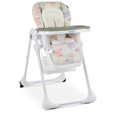 Детский стульчик для кормления Bambi M 3890 Fusion Beige