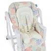 Детский стульчик для кормления Bambi M 3890 Fusion Coral