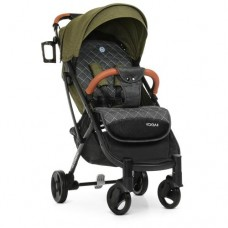 Детская прогулочная коляска M 3910 YOGA II Mossy Green