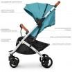 Детская прогулочная коляска M 3910 YOGA II Turquoise