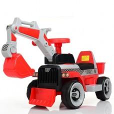 Детский трактор с ковшом M 4144L-3 (2в1)