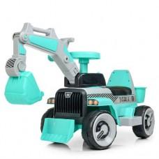 Детский трактор с ковшом M 4144L-4 (2в1)