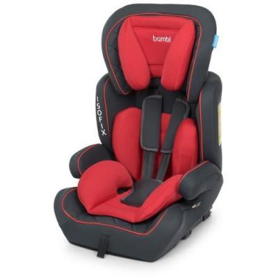 Детское автокресло M 4250 Red 9-36 кг ISOFIX