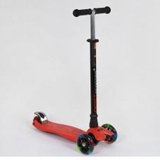 Детский трехколесный самокат 466-113 Best Scooter Maxi КРАСНЫЙ