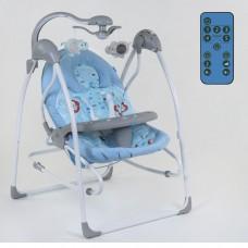 Детская колыбель-качели 3 в 1 CX-50570
