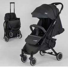 Детская прогулочная коляска 52254 JOY Vittoria алюминий