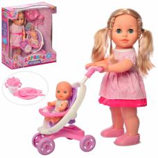 Кукла M 5444 Даринка