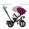 Детский трехколесный велосипед M 5448HA-18T Turbo Trike ФУКСИЯ ТВИД с поворотным сидением