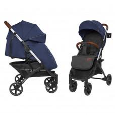 Детская прогулочная коляска CARRELLO Astra CRL-5505 Ocean Blue + дождевик