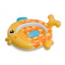 Детский надувной бассейн 57111 Intex Золотая Рыбка
