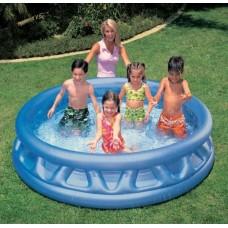 Детский надувной бассейн 58431 Летающая тарелка Intex