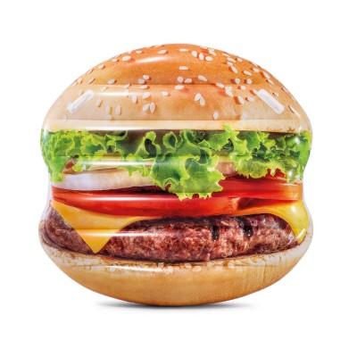 Надувной матрас 58780 Intex Гамбургер