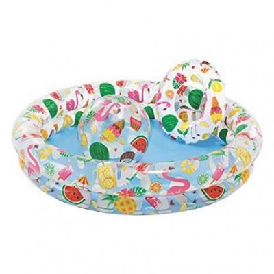 Детский надувной бассейн 59460
