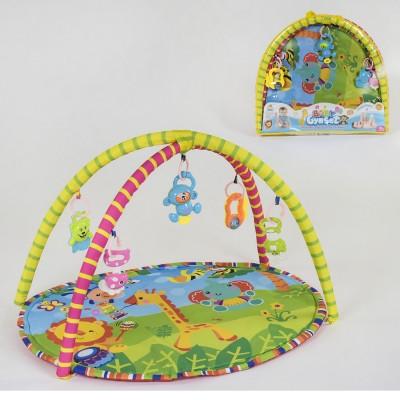 Детский развивающий коврик 604-7 B