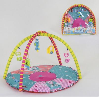 Детский развивающий коврик 604-9 B