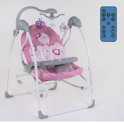 Детская колыбель-качели 3 в 1 CX-60680