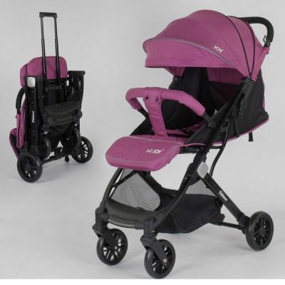 Детская прогулочная коляска 62724 JOY Fabiana