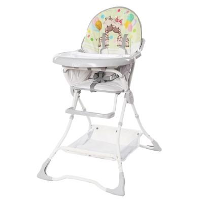 Детский стульчик для кормления TILLY Buddy T-633 Green Giraffes
