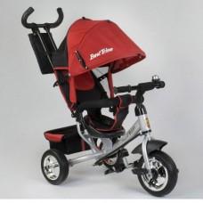 Детский трёхколёсный велосипед Best Trike 6588-14-647 КРАСНЫЙ